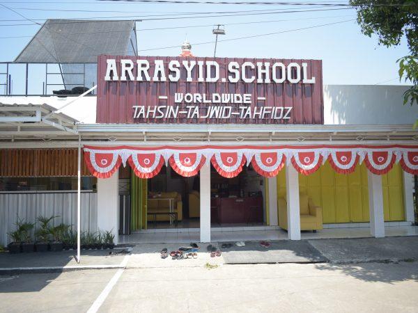 Pondok Tahfidz Di Jawa Timur : Arrasyid School Pare