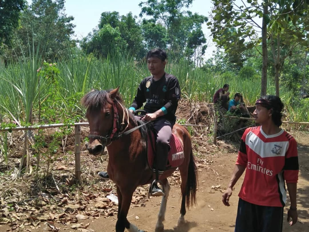 Team Berkuda Arrasyid School Pare