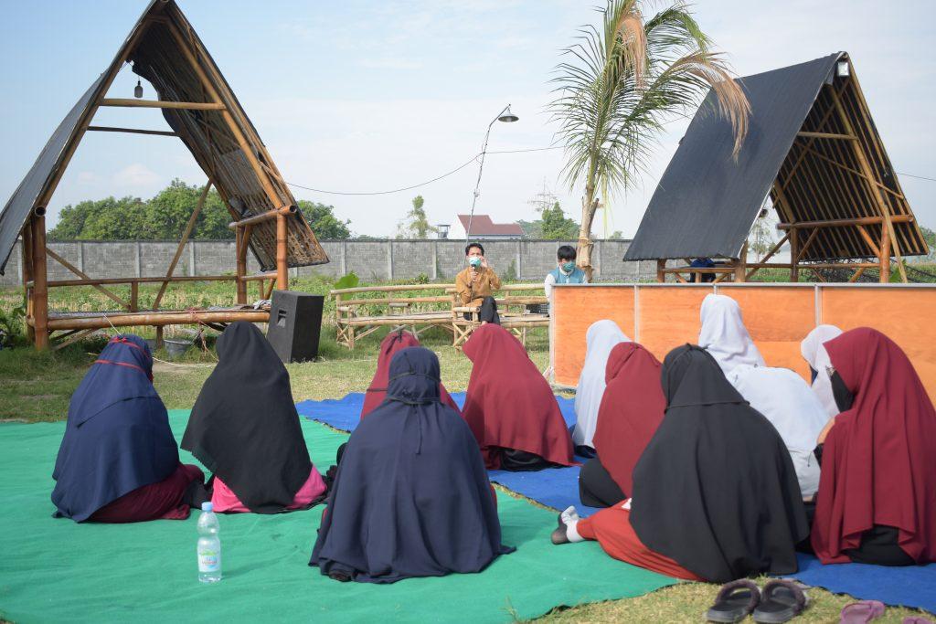 SMA Tahfidz kajian