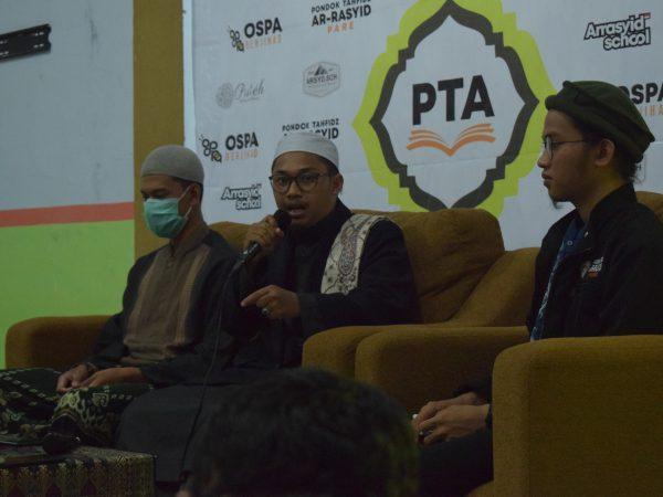 Berkah Rabiul Awal, Ar-Rasyid Datangkan Mahasiswa Internasional