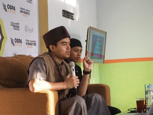 Masyaallah! Ar-Rasyid Kedatangan Pemilik Sanad Al-Qur'an Tertinggi di Indonesia