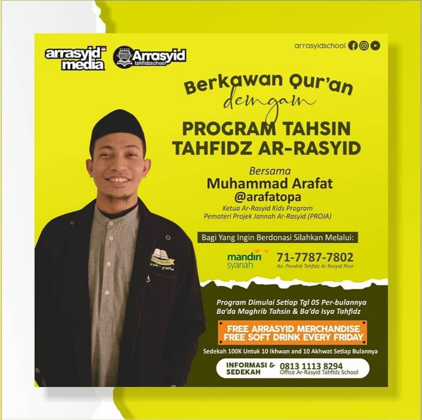 Tahsin untuk Perbaiki Bacaan Al-Qur'an