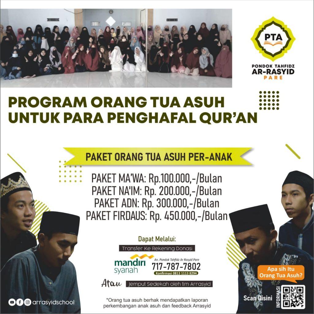 ORTU ASUH cover