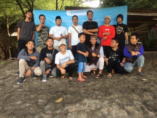 Reuni Alumni Pertama Pondok Tahfidz Arrasyid Pare